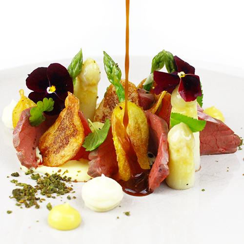 Gourmet-.Arrangement