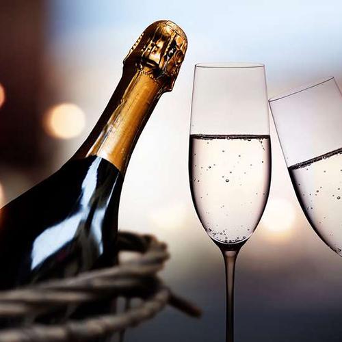 Champagnerangebot